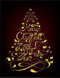digital christmas cards 30 creative christmas typography designs for your greeting cards