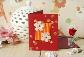 aliexpress buy handmade small greeting cards for