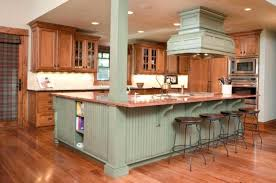kitchens with different colored islands green kitchen island different color appliances best colors