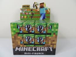 where to buy blind boxes minecraft grass series 1 blind box mini figures unboxing