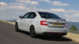 skoda skoda octavia vrs 2017 review by car magazine