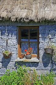 Thatched Cottage Ireland by Irish Thatched Roof Cottages