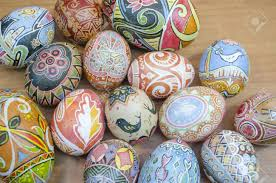 wax easter egg decorating ukrainian easter egg decorated with traditional ukrainian folk