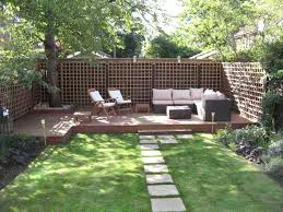 Best  Small Backyard Landscaping Ideas On Pinterest Small - Simple backyard design