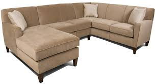 Contemporary Sectional Sofa With Chaise England Collegedale Contemporary 3 Piece Sectional Sofa With Laf