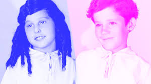 how pink and blue became gender specific