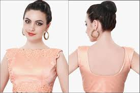 hairdo for boat neckline boat neck blouse designs 15 latest blouses are the rage in 2017