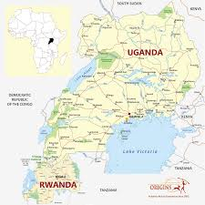 Map Of Uganda 100 Map Of River Nile In Africa Maps And Images Gallery