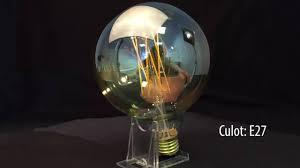 le girard sudron présentation de l oule led vintage globe 125mm e27 2w girard