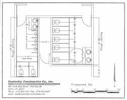 interesting 90 ada bathroom floor plans commercial design ideas