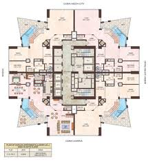 Duplex Floor Plan by 23 Dubai Marina Duplex Floor 1 Floors 62 85 Architecture I Love
