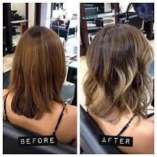 medium length hair with ombre highlights katy perry medium blonde to brown ombre hair with curls 2017