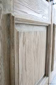 how to lighten wood kitchen cabinets how to get a rustic bleached wood finish house mix