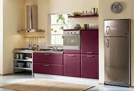 meuble cuisine original couleur de meuble de cuisine meuble cuisine couleur marron