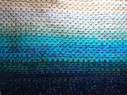 northern lights memory blanket a free crochet pattern alaska