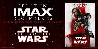 opening night fan event star wars the last jedi star wars the last jedi imax tickets on sale now imax