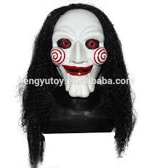 Saw Mask Aliexpress Com Buy Horror Movie Character Jigsaw Latex Saw Mask