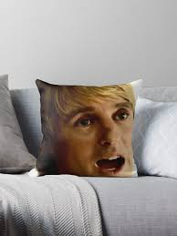 Owen Wilson Meme - owen wilson wow throw pillows by papabaddad redbubble