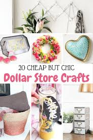Dollar Store Home Decor Ideas by 6821 Best Dollar Store Crafts Images On Pinterest Dollar Stores