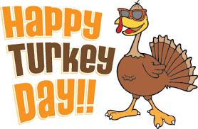 hilarious turkey clip happy turkey day stock design