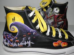 the nightmare before sneakers the worley gig