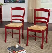Ladder Back Dining Chairs Ladder Back Dining Chairs Ebay