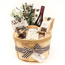 basket gift ideas local goods basket housewarming gifts toronto and luxury
