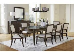 Cappuccino Dining Room Furniture Fine Furniture Design Maxwell Dining Table