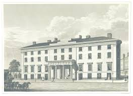 Plumbing House Tbt When The Tremont House Opened In Boston