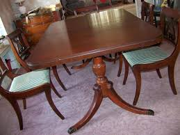 Drexel Heritage Dining Room Set Dining Room Table