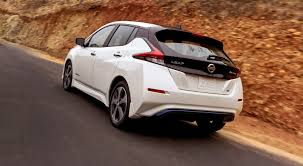 the journey so far nissan 2018 nissan leaf volume sales still a hard road photos 1 of 7