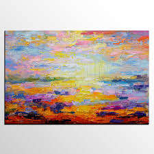 Painting Livingroom Sill Life Art Flower Painting Kitchen Wall Art Large Painting