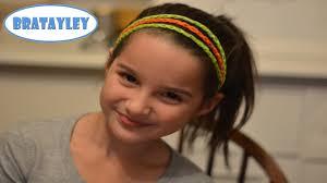s headband rainbow loom headband tutorial