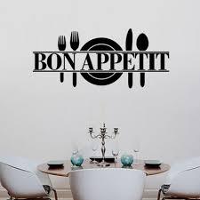 Bon Appetit Kitchen Collection Kitchen Wall Stickers