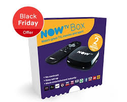black friday deal amazon tv black friday vod deals from the new now tv box to amazon fire tv