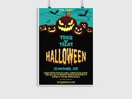 halloween poster template virtren com