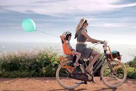 siege enfant vtt transporter à vélo ses enfants
