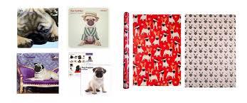 pug christmas wrapping paper pug calendar 2016 pug calendar pug wrapping paper pug