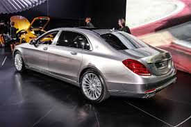 luxury mercedes maybach 2016 mercedes maybach s600 official trailer mercedes benz