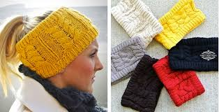 winter headbands cable knit winter headbands 7 99 saving with shellie