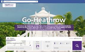 Skyscanner Customer Service Go Heathrow Flight Finder Launched In Airport World First
