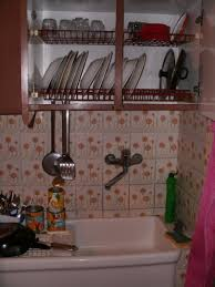 Kitchen Plate Rack Cabinet In Italy Maybe In Other Places Too It U0027s Common To Hide The Dish