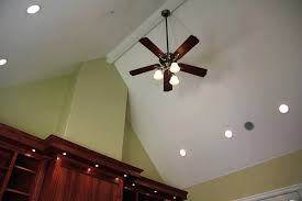 Halo Ceiling Lights Awesome The Recessed Lighting On Sloped Ceiling Designs Pertaining