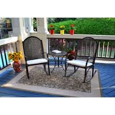 Retro Patio Furniture Sets Vintage Patio Furniture Outdoor Seating Dining For Less