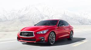 lexus vs audi a4 2018 infiniti q50 sedan comparison infiniti usa