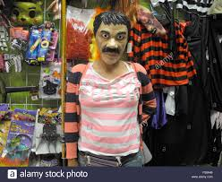 halloween in mexico city mexico city mexico 27th oct 2015 the mask of mexican drug