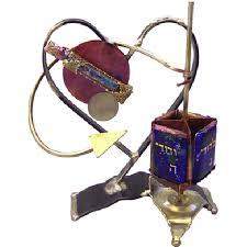 glass dreidel hearts wedding glass dreidel by gary rosenthal