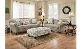 FhF Catalog Timeless Stationary Living Room Group - Farmers furniture living room sets