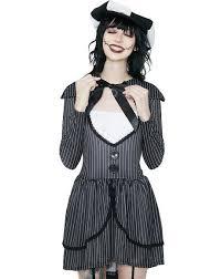 Wednesday Addams Costume Wednesday Addams Dress Costume Dolls Kill
