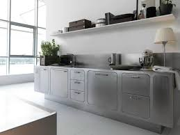 Cucine Restart Prezzi by Awesome Cucine Acciaio Prezzi Photos Design U0026 Ideas 2017 Candp Us